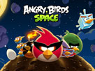 Angry Birds Space HD - oyunu