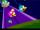 Angry Birds Space - oyunu
