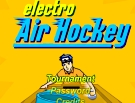 Electro Air Hockey Oyunu