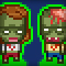 Infectonator 2 - oyunu