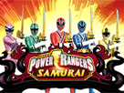 Power Rangers Samuray 3 - oyunu