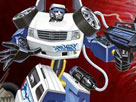 Transformers Robot ve Araba - oyunu