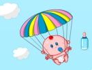 Sevimli bebek - oyunu