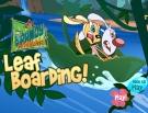 Yaprak sörfü - oyunu