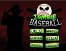 Zombi beyzbol Oyunu
