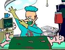!.. . . . Komik Ameliyat Oyunu . . . ..!
