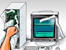 Bilgisayar Kırmaca - oyunu