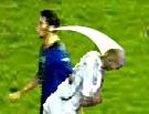 Zidane Gibi Kafa Atın..!